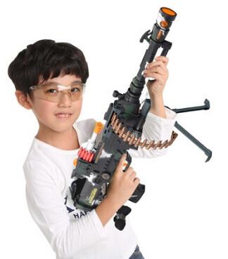 Автоматы и винтовки