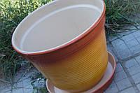 Цветочный горшок Пикник, гламур