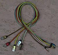 Шнур USB кабель micro 1м