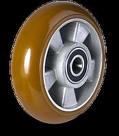 Алюминиевые колеса для больших нагрузок протектор полиуретан Ergoform AU-серия