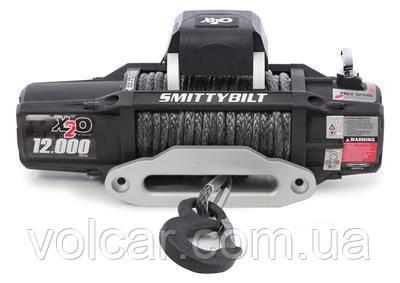 Лебедка Smittybilt X20 GEN2 12000lbs (synthetic)