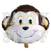 Фольгированный воздушный шар Обезьяна