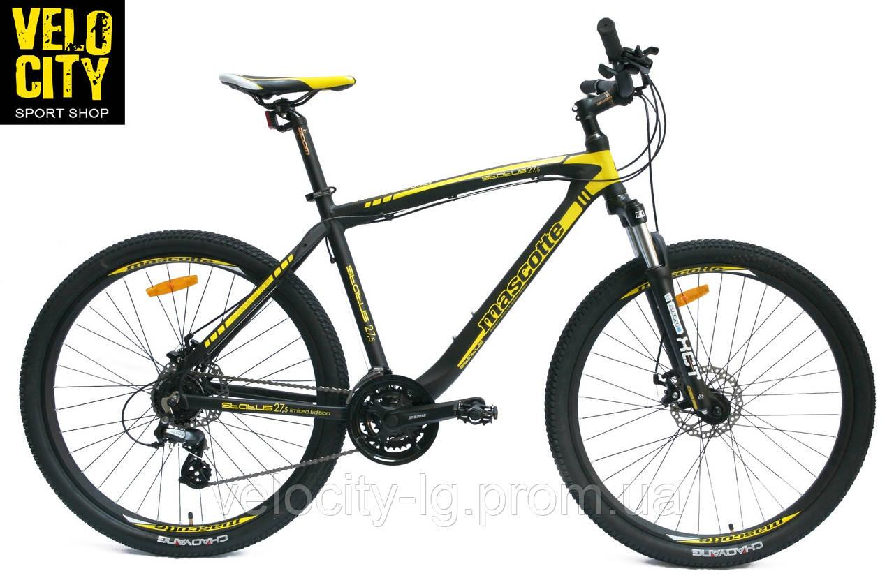 "Велосипед Mascotte Status 27,5"" MD Рама 19"", фото 1"