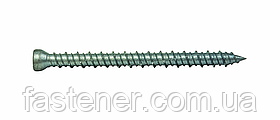 Шуруп по бетону 7,5х92, потай, TX30, упак - 100 шт, Швеція