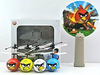 "Вертолет на р.у TL8025 Angry Birds"" 4в.кор.20*9,5*28,5"