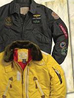 Куртки летные (пилот США)