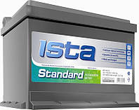 Автомобильный аккумулятор Ista 6СТ-60 A1 Standard