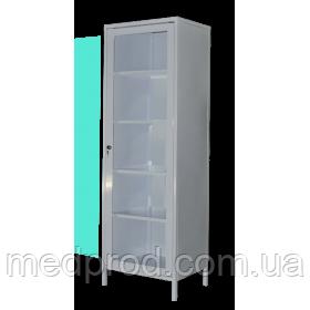 Шкаф медицинский ШМ-1 однодверный одностворчатый