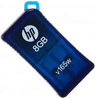 Флешка Flash Drive HP Micro 8 GB V165W, компактная флешка, usb накопитель 8 гб, флеш память 8 гб