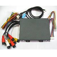 Tранскодер GVIF - VGA организация видео входа к штатному монитору