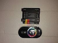 #62 black RGB-Контроллер 24 А Радио- Сенсорный 6 кнопок