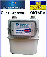 "Счетчик газа ""ОКТАВА"" G 1,6"