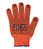 Перчатки Doloni FORA с ПВХ рисунком 15100