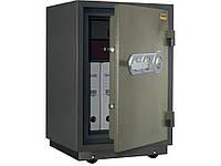 Сейф огнестойкий FRS-75 КL (ВхШхГ - 811х485х430)
