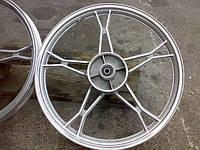 Диск заднего колеса Delta серый (1511)