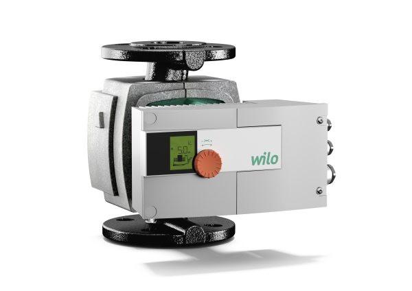 Насос циркуляционный с мокрым ротором  Wilo-Stratos, WILO (Германия)