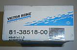 Сальник коленчатого вала (передний) на Renault Trafic 2.0dCi (2006-2014) Victor Reinz (Германия) 81-38518-00, фото 5