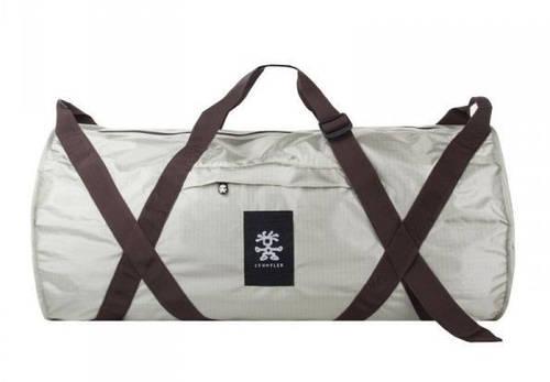 Практичная дорожная сумка 80 л. Light Delight Duffel L Crumpler LDD-L-012 серый