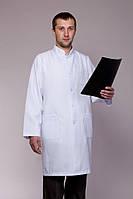 Мужские медицинские халаты оптом (габардин)
