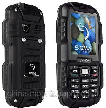 Телефон Sigma X-treme DZ67 Travel Black ' ' ', фото 2