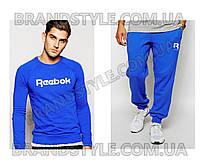 Спортивный костюм Reebok синий