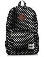 Стильный школьный рюкзак в горошек, фото 1
