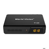 Т2 тюнер World Vision T126