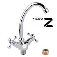 Смеситель для кухни Touch-Z Delta Round-271 f