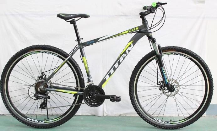 Горный велосипед найнер Titan Flash 29
