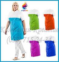 Яркие медицинские костюмы большого размера (под заказ от 50 шт.)