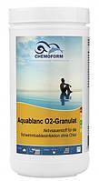 Активный кислород для дезинфекции воды Aquablanc O2 Sauerstoffgranulat (гранулят), 1 кг