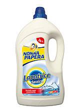 Жидкий стиральный порошок Nonna Papera Lavatrice Classico 4 L