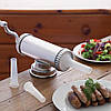 Шприц колбасный ГОРИЗОНТАЛЬНЫЙ на 2,5 кг