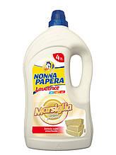 Рідкий пральний порошок Nonna Papera Lavatrice Marsiglia Antico 4 L