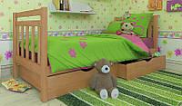 Кровать подростковая Анет Мини Woodland натуральное дерево