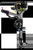 Лодочный мотор GRUNFELD 62A+OB1