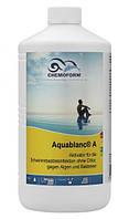Активатор дезинфектантов на основе активного кислорода Aquablanc A Kombinationsliquid, 1 л