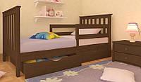 Кровать подростковая Анет Люкс Woodland натуральное дерево