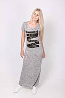 Женское длинное платье New York