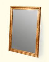 Зеркало настенное в красивой раме,70х100