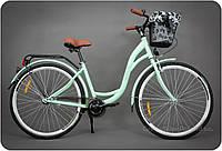 """Велосипед GOETZE SHABBY 28"""" + фара и корзина в подарок"""