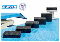 Адаптер проставка OMCN Art.715 резиновая для всех типов ножничных подъемников