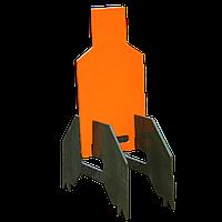 Стальная мишень - гонг Combat - M