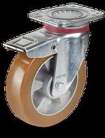 Алюминиевые колеса с полиуретановым протектором AU-серия, фото 1