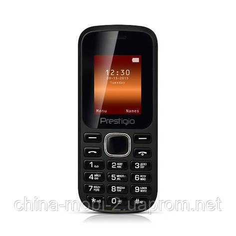 Телефон Prestigio 1180 DS Black '2, фото 2