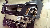 Аэродинамический обвес Toyota Land Cruiser Prado 150 Wald