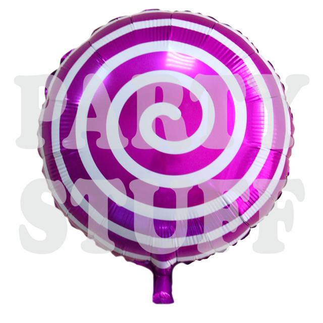 шар круглый лоллипоп