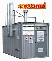 Газовая модульная транспортабельная котельная КМ-2-1400-Колви-600 1400 кВт