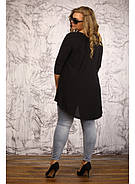 Женская  туника на осень Корвет до 72 размера, фото 2