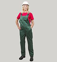 Спецодежда, рабочая одежда. Полукомбинезон рабочий универсальный